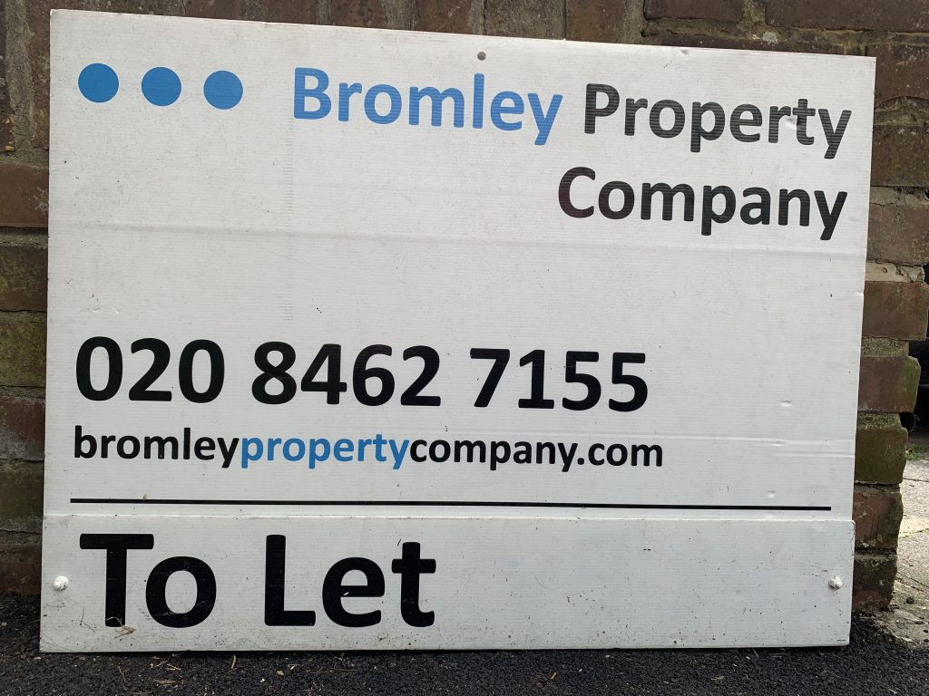 renting with Bromley Property Company