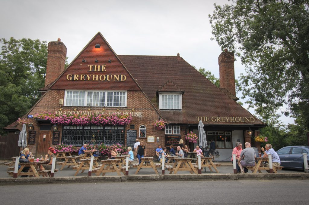 keston The Greyhound Pub