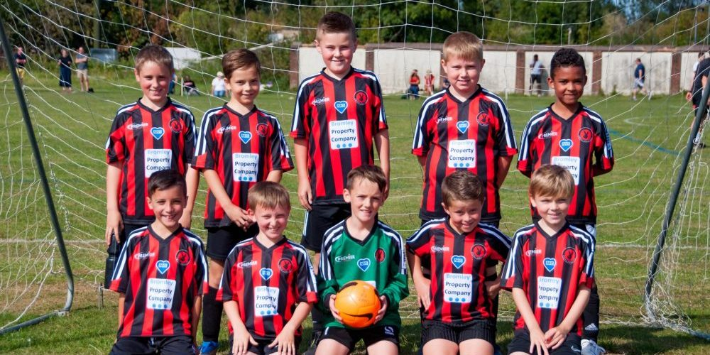Coney Hall FC U9 Tigers