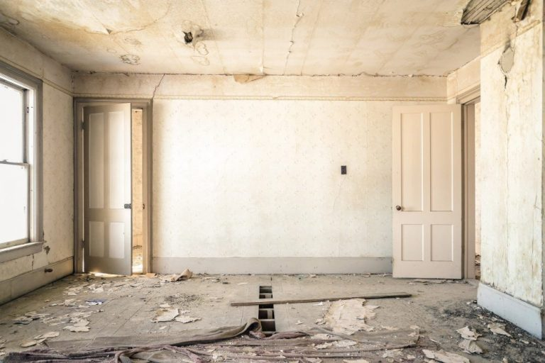 buying a renovation project