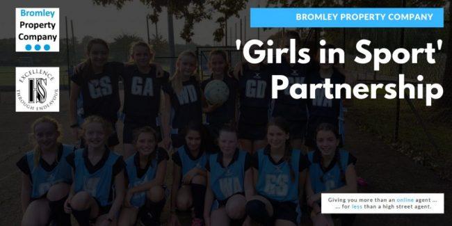 Hayes School Girls in Sport